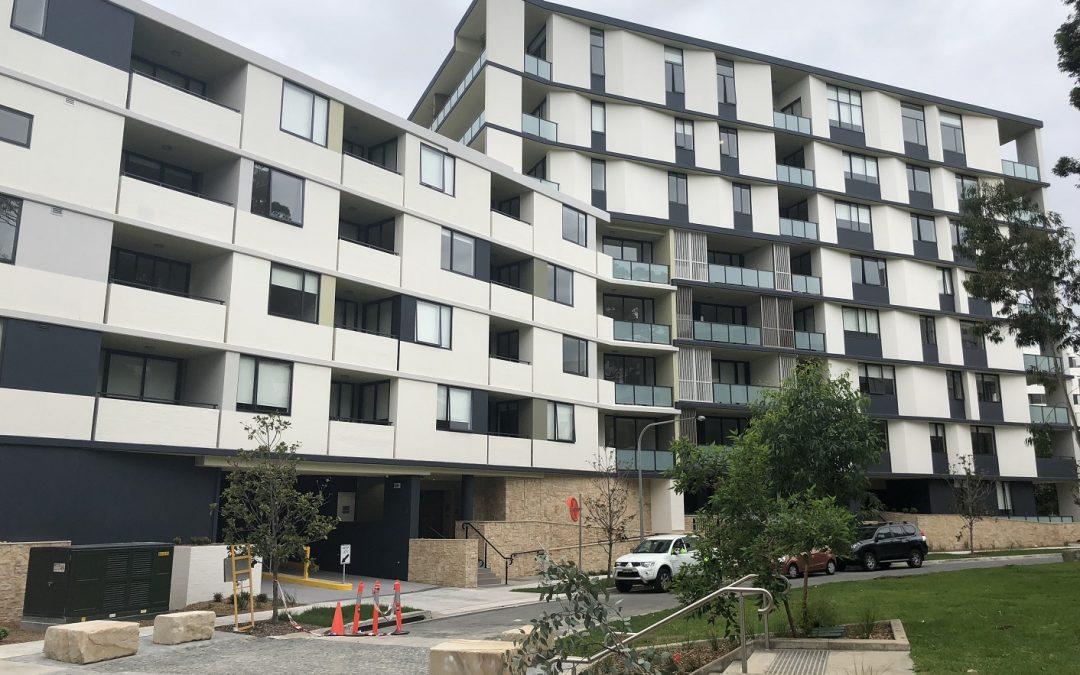 Brand New 2 Bedrooms + Study – Washington Park, Riverwood